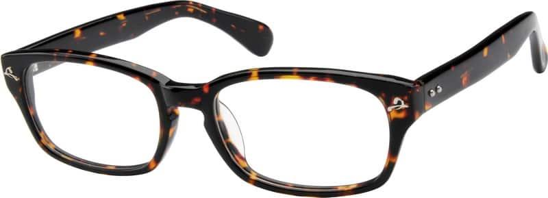UnisexFull RimAcetate/PlasticEyeglasses #486921