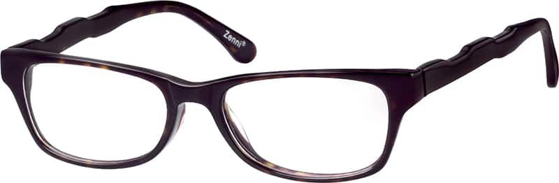 WomenFull RimAcetate/PlasticEyeglasses #487425