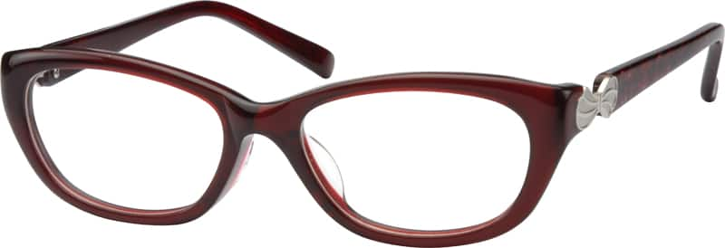 488618-acetate-full-rim-frame-with-design-on-temples