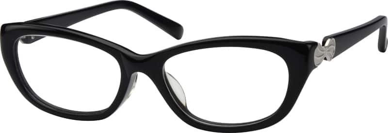 WomenFull RimAcetate/PlasticEyeglasses #488618