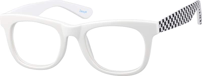Women Full Rim Acetate/Plastic Eyeglasses #