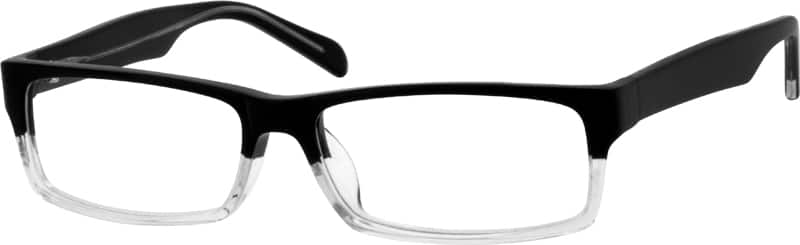 Men Full Rim Acetate/Plastic Eyeglasses #489825