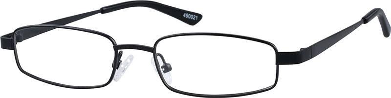 MenFull RimMetalEyeglasses #490021