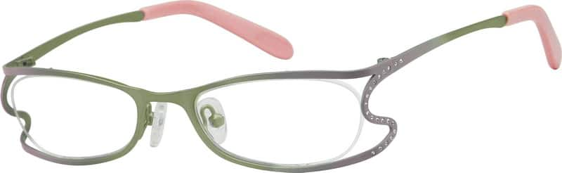 KidsFull RimEyeglasses #496512