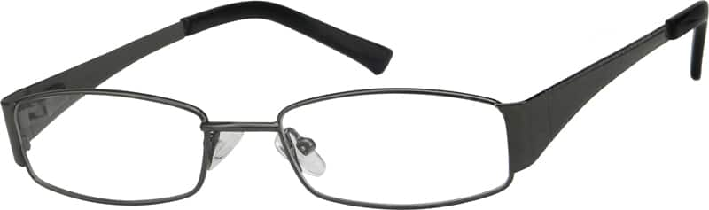 Boy Full Rim Stainless Steel Eyeglasses #497212