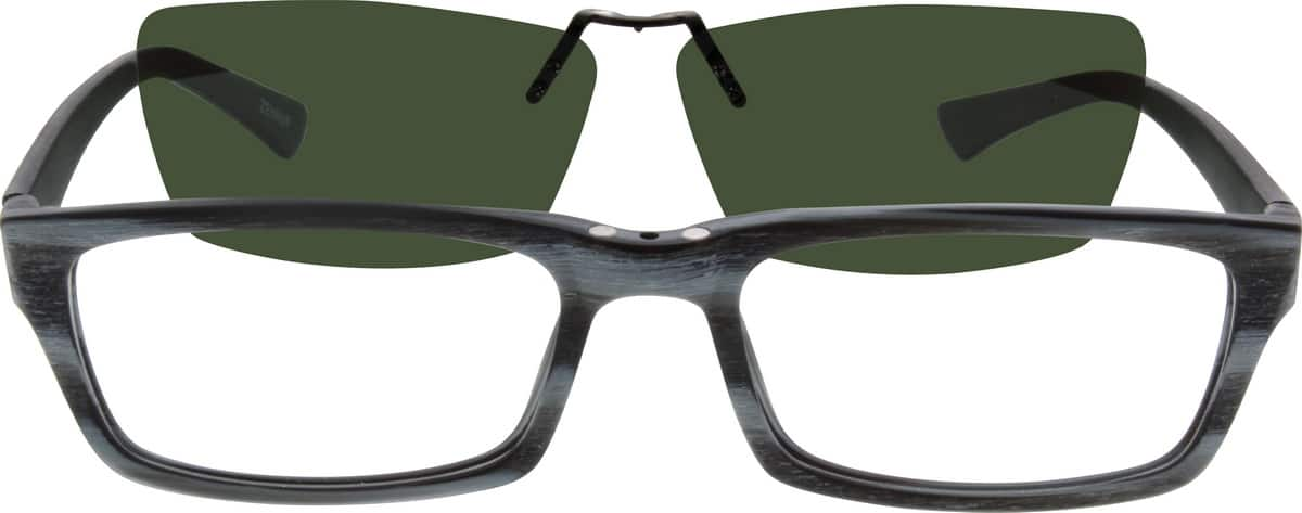 Men Full Rim Acetate/Plastic Eyeglasses #501535