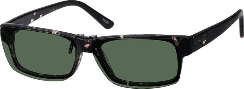 acetate-full-rim-eyeglass-frame-with-polarized-magnetic-snap-on-sunlens-502031