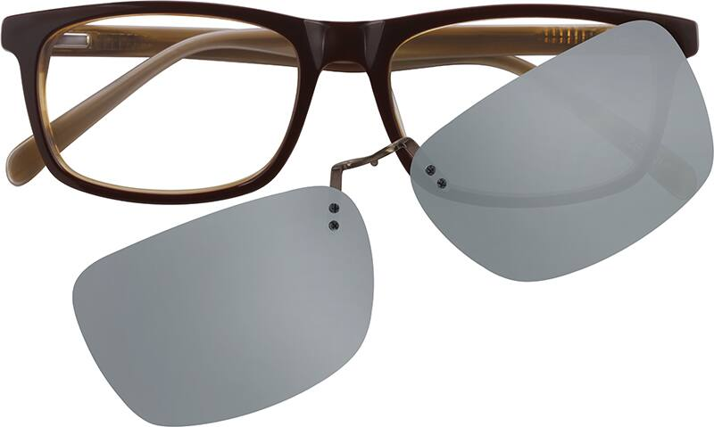 MenFull RimAcetate/PlasticEyeglasses #502415