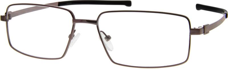 Men Full Rim Titanium Eyeglasses #521514