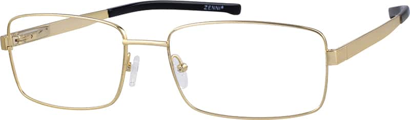 Men Full Rim Titanium Eyeglasses #522211