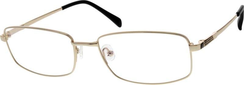 MenFull RimTitaniumEyeglasses #525411