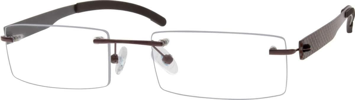 rimless-titanium-eyeglass-frame-526315