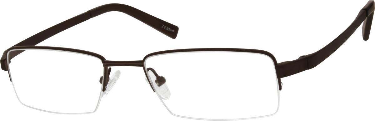 pure-titanium-half-rim-eyeglass-frames-527815