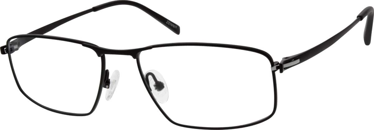 MenFull RimTitaniumEyeglasses #529015