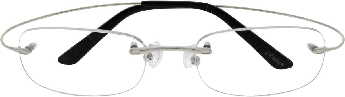 UnisexRimlessTitaniumEyeglasses #529111