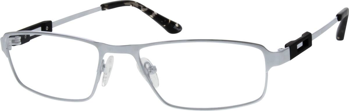 MenFull RimTitaniumEyeglasses #529411