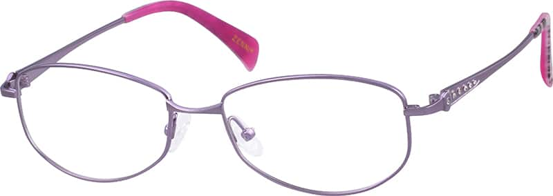 Women Full Rim Titanium Eyeglasses #529917