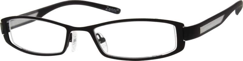 MenFull RimMixed MaterialsEyeglasses #530821