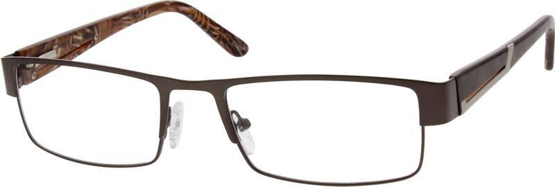 MenFull RimMixed MaterialsEyeglasses #531216