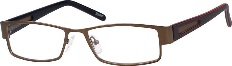 MenFull RimMixed MaterialsEyeglasses #532221