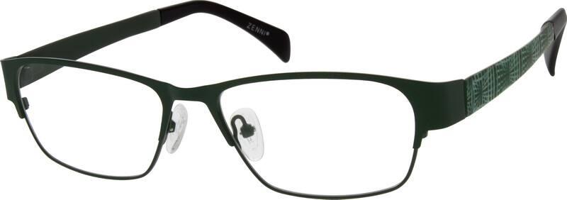 MenFull RimMixed MaterialsEyeglasses #533921