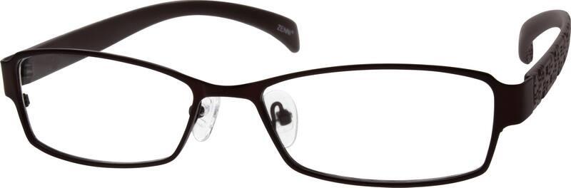 MenFull RimMixed MaterialsEyeglasses #534915
