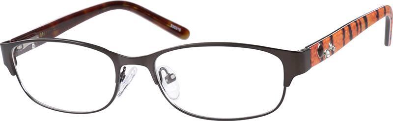 WomenFull RimMixed MaterialsEyeglasses #535315
