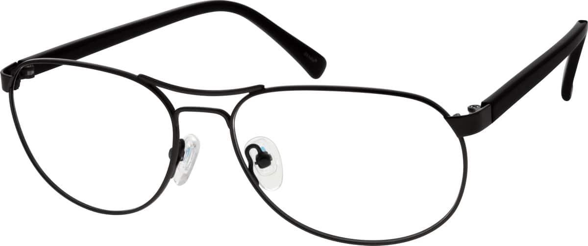 MenFull RimMixed MaterialsEyeglasses #537115