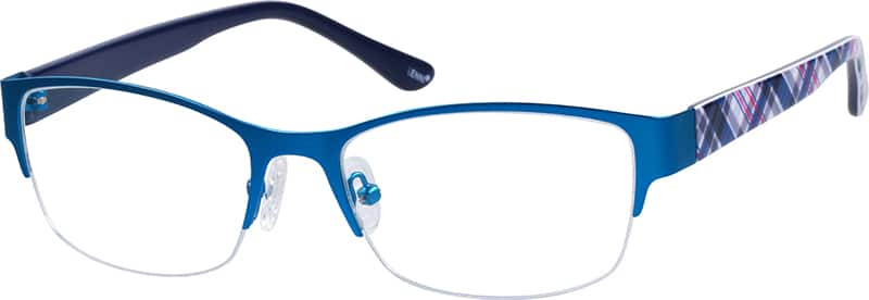 537816-stainless-steel-half-rim-frame-with-acetate-temples
