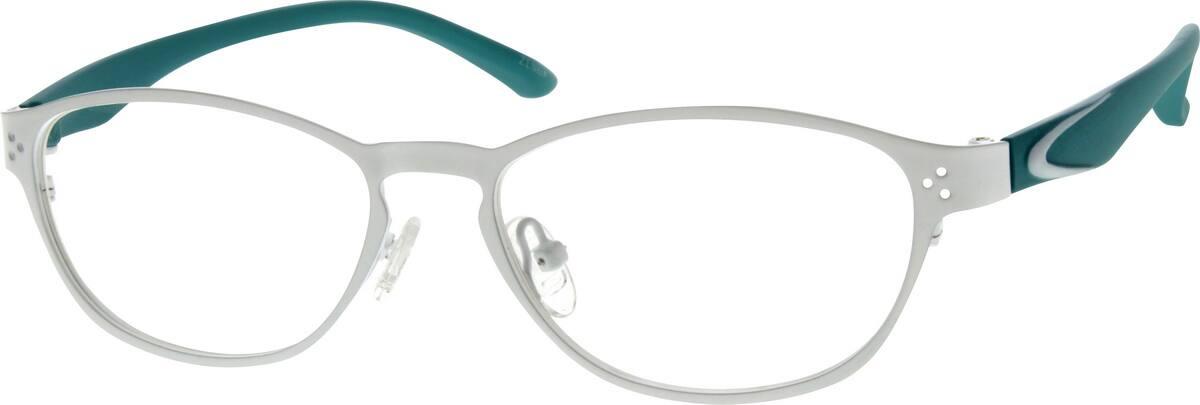 WomenFull RimMixed MaterialsEyeglasses #538930