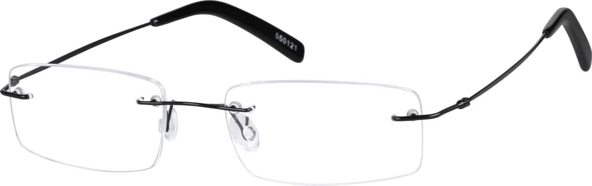 Rimless Stainless Steel