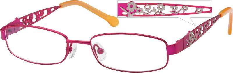 GirlFull RimEyeglasses #550919