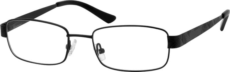 Men Full Rim Metal Eyeglasses #552321