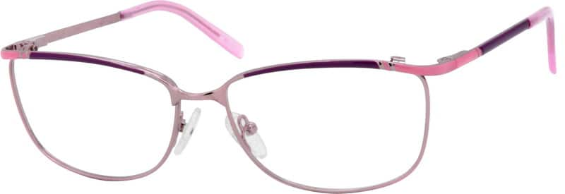WomenFull RimMetalEyeglasses #552919
