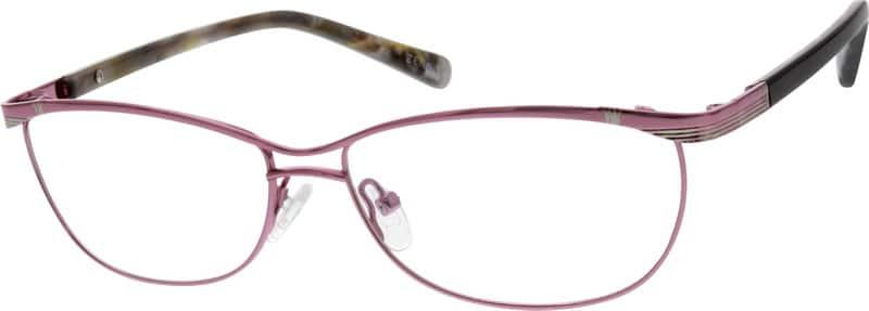 WomenFull RimMetalEyeglasses #558217