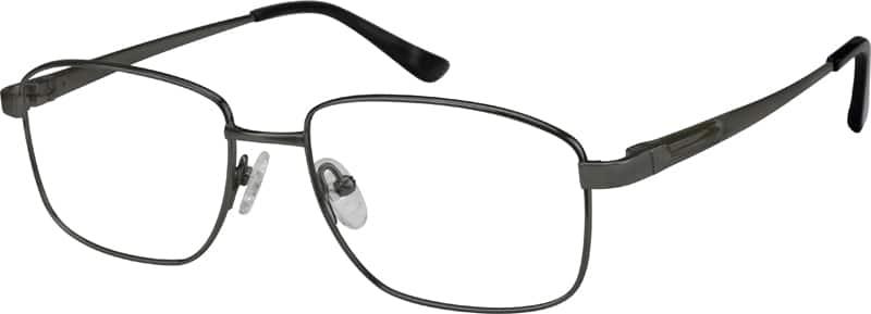 MenFull RimTitaniumEyeglasses #570211