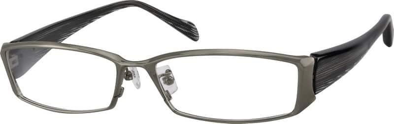MenFull RimTitaniumEyeglasses #571921