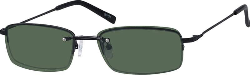 581121-half-rim-stainless-steel-with-polarized-magnetic-snap-on-sunlens