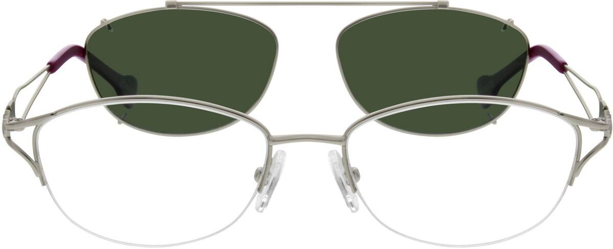 womens-halfrim-stainless-steel-oval-eyeglass-frames-582011