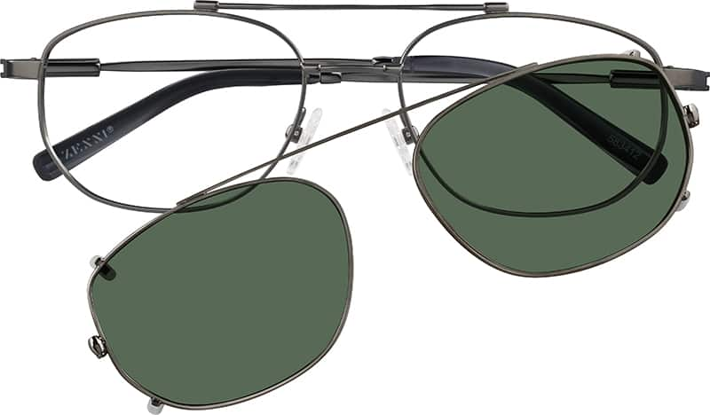 Men Full Rim Memory Titanium Eyeglasses #583414