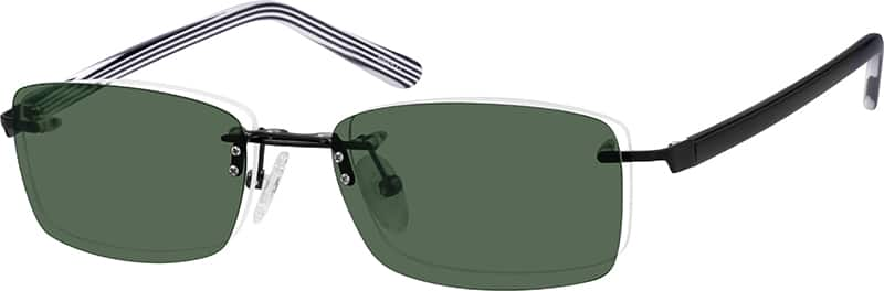 584521-metal-alloy-frame-with-polarized-magnetic-snap-on-sunshade-and-acetate-temples