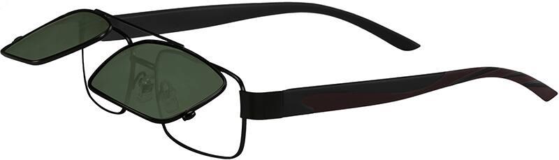 MenFull RimMixed MaterialsEyeglasses #585715