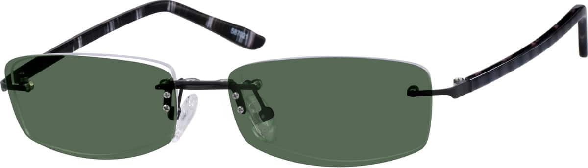587021-rimless-metal-alloy-frame-with-polarized-magnetic-snap-on-sunshade-and-acetate-temples