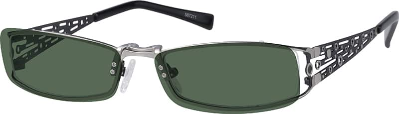 587211-stainless-steel-full-rim-frame-with-polarized-magnetic-snap-on-sunlens