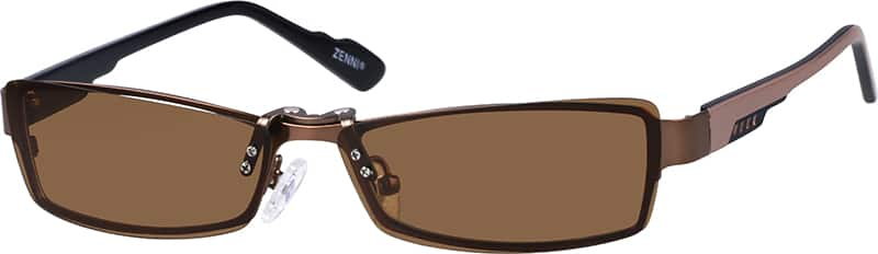 587515-stainless-steel-full-rim-frame-with-polarized-magnetic-snap-on-sunlens-and-designer-acetate-temples