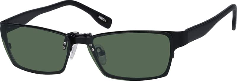 588721-stainless-steel-full-rim-frame-with-polarized-magnetic-snap-on-sunlens-and-acetate-temples