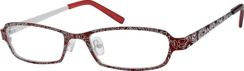 WomenFull RimStainless SteelEyeglasses #599818