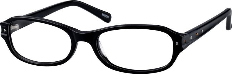 WomenFull RimAcetate/PlasticEyeglasses #600221