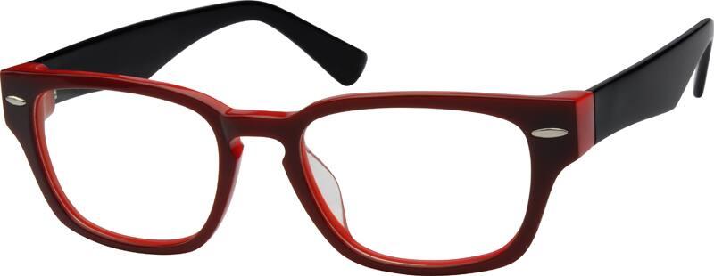 WomenFull RimAcetate/PlasticEyeglasses #601916