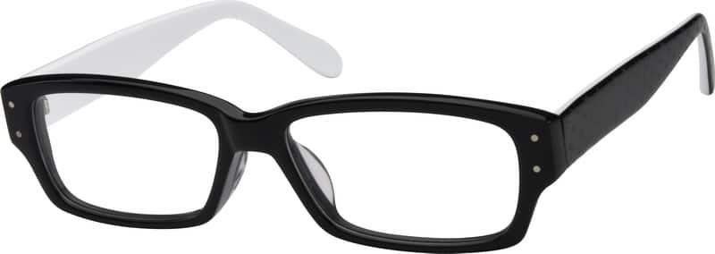 MenFull RimAcetate/PlasticEyeglasses #603025
